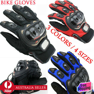 NEW Motorbike Motocross Winter Warm Bike Racing Gloves Set Pro-Biker Motorcycle