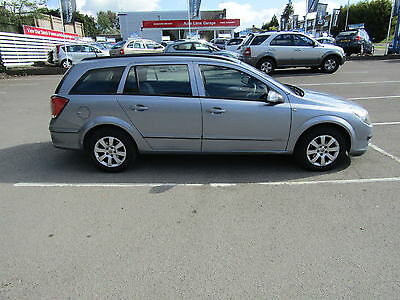 2006 Vauxhall Astra Club Twinport S-A Silver
