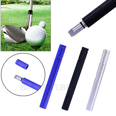 Golf Club Head Grooving Tool Strong Wedge Sharpening Cutter Groove Sharpeners