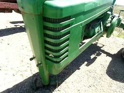 1939 John Deere B Styled Front Grills