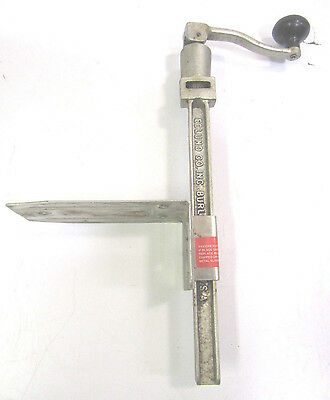 Edlund No.2 Aluminum Commercial Table Mount Can Opener Restaurant Food Service