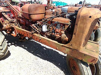 ALLIS CHALMERS TRACTOR WD 45 Complete Power Steering