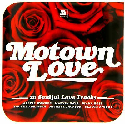 Various Artists - Motown Love; 20 Soulful Love Tracks
