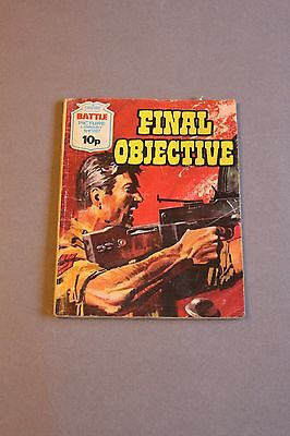 Battle Picture Library no 987- FINAL OBJECTIVE