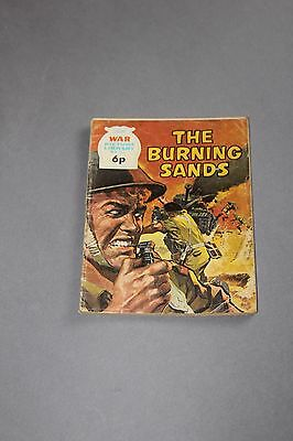 WAR PICTURE LIBRARY No 794 The Burning Sands
