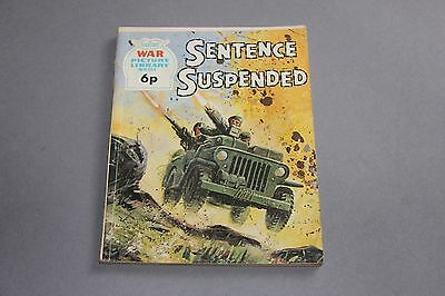 WAR PICTURE LIBRARY No 864 Sentence Suspended