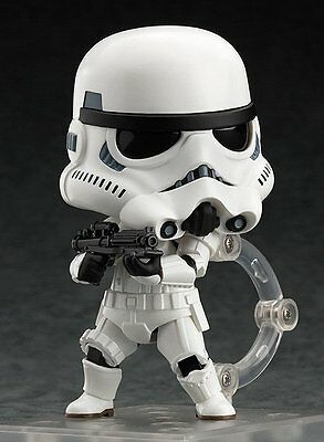 Star Wars Stormtrooper Nendoroid # 501  Action Figure Toy Model Statue Lucas