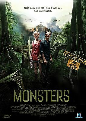 MONSTERS // DVD neuf