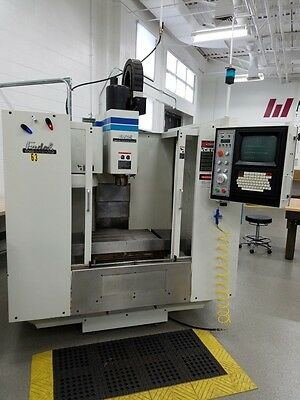Used Fadal Vmc-15 CNC Vertical Machining Center Mill CT40 88HS Control 20x16 '96