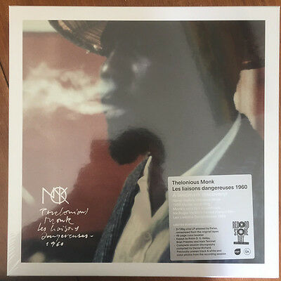Thelonious Monk - Les Liaisons Dangereuses 1960 Record Store Day Sealed Vinyl LP
