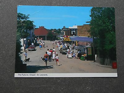 Postcard - CHAPEL ST LEONARDS The Pullover - Lincolnshire