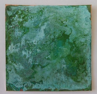 Green / White (Tiffany Green) Patina Solution, Copper, Brass etc 15, 30, 45ml