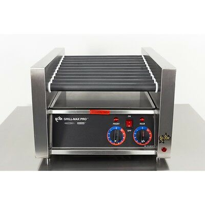 Used Star Grill-Max 20S 20 Hot Dog Slant Top Roller Grill