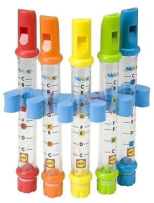 Baby Toddler Kids Toys Infant Bath Time Flutes Toy Water Pool Boy Girl Gift