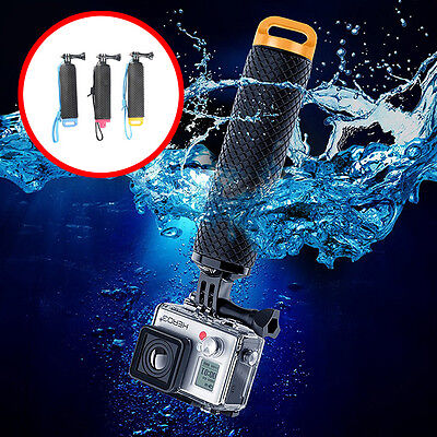 Floating Hand Grip Water Handle Mount Float Accessory For GoPro 5 4 3 2 Camera