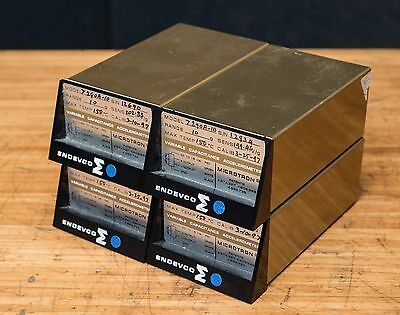 Endevco 7920A-10 Accelerometer 10g  LOT of 4