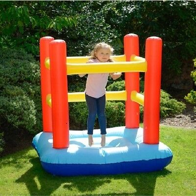 New Inflatable outdoor Summer Colourful Kids Bouncy Castle Bouncer Inflatable