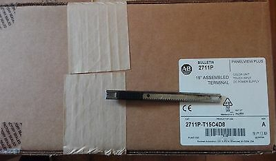 New and Sealed Allen Bradley 2771P-T15C4D8 (2771PT15C4D8)