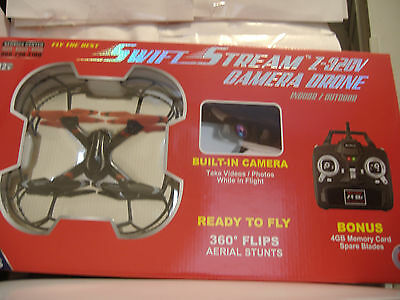 Swift Stream Z-32 CV Camera Drome Indoor/Outdoor