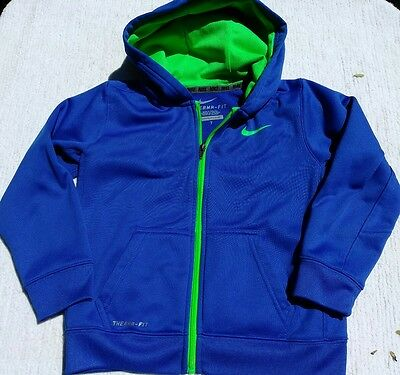 NEW Youth boys clothing 7 THERMA-FIT JACKET NIKE