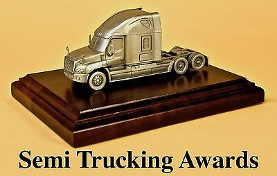 Million Mile Safe Driver Truckers Award Gift Truck Driver Gifts Trophy Model