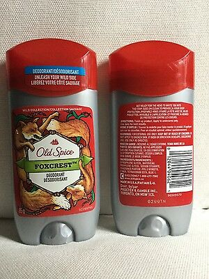 SALE! Old Spice Foxcrest deodorant