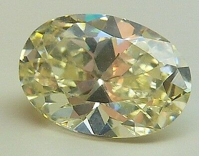 AAA CA 1,19 CT 7,00x5,00 MM OVAL CZ / COLOUR OLIVE no. 30/ CZ / AAA