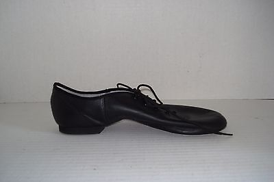 Capezio Leather Split Sole Jazz Dance Women's Shoe, Size 8