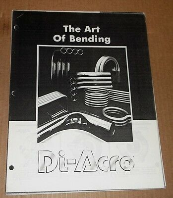 DI - Acro the art of bending
