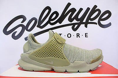 save off d8c87 d82b8 Nike Sock Dart Br Breathe Trooper Olive Green Breathe 909551 200 Sz 11