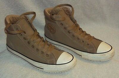 Converse All Star High Top Shoes, Mens Size 7, Womens 9