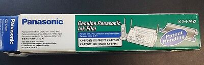 1 Roll Panasonic KX-FA92 Ink Film for use with KX-FPG381 377 376 & FP145