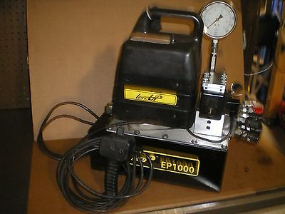 TorcUp Electric Torque Wrench Pump 10,000 PSI EP 1000