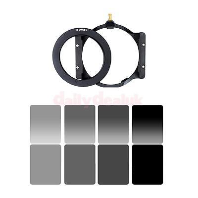 Zomei Lens Filter Holder + Metal Adapter Ring for Cokin Z System DSLR Camera