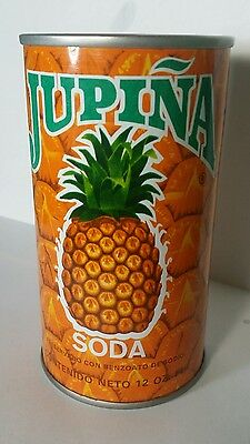 Jupina pineapple steel pull tab can top sealed