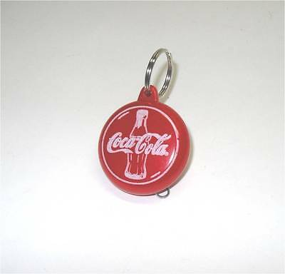Iconic COCA COLA Bottle Opener Key FOB - 2 in 1 style Twist/Pry