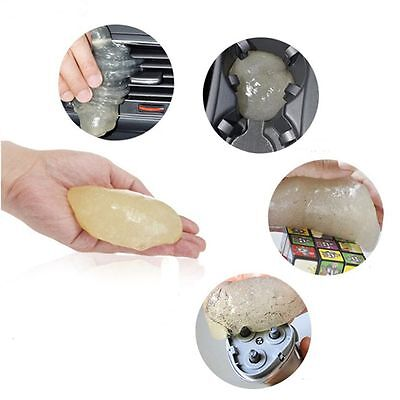 Sticky Interior Cyber Home Dust Wipe Cleaner Clean Glue Cleaning Silica Gel