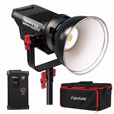 Aputure Light Storm COB120d Kit 6000K Bowens Mount LED Video Light