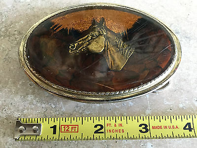 The Beaver Buckle Co ~ Horse ~ Belt Buckle Made in USA