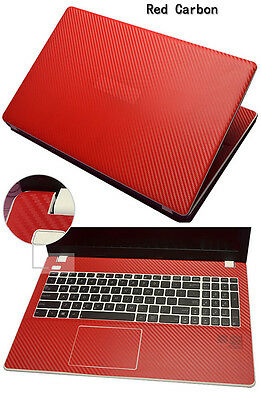 Laptop Carbon fiber Skin Sticker Protector For ASUS VX6
