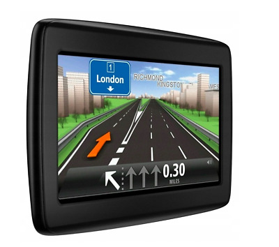 TOMTOM Start 20 Navigation Touchscreen IQ ROUTES Europe 45 Lifetime Maps BERLIN