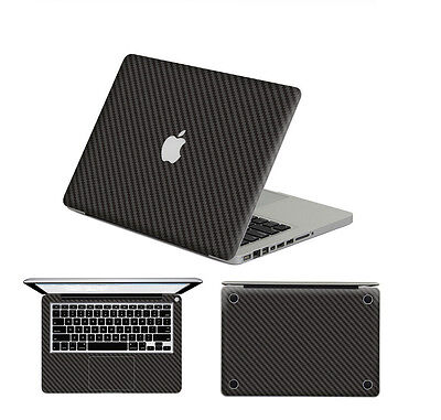 Protector Fr Macbook Touch Bar Slim Carbon fiber Skin adhesive Full Body Sticker