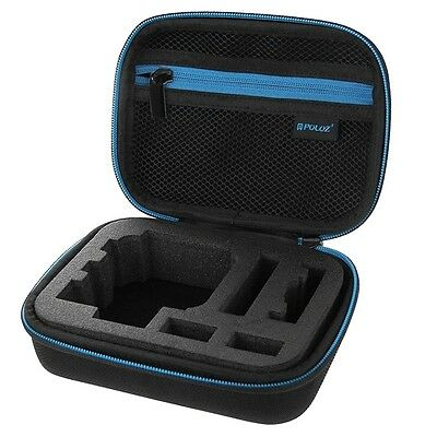 PULUZ Waterproof Carrying Bag Travel EVA Case for GoPro HERO4 Session 5 4 3+ 3 2