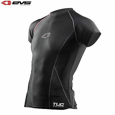 EVS TUG07 Adult Short Sleeved Warm Weather Base Layer MTB DH Enduro Off-Road MX