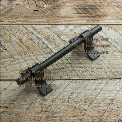 320mm Rustic style Retro Door Knobs & Handles Industrial ambry barn door pull