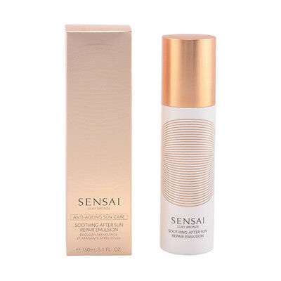 Kanebo - SENSAI SILKY BRONZE soothing aftersun repair emulsion - Nuevo, Original