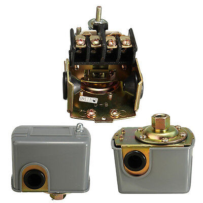 40-60psi Double-pole Pressure Control Switch for Well Water Jet Garden Pump