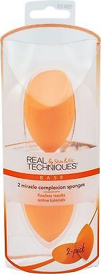 NEW Real Techniques Miracle Complexion Sponge IN (PACK OF TWO)