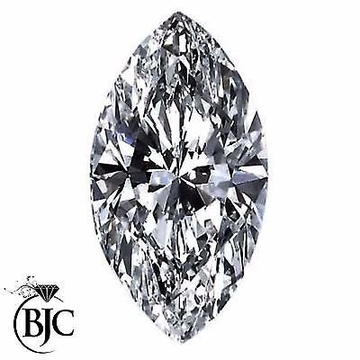 Loose Natural Mined Marquise Excellent Brilliant Cut White Diamond Diamonds