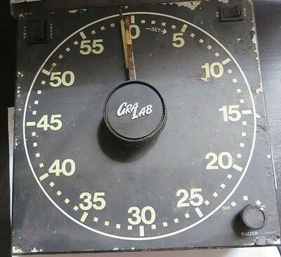 Vintage GraLab Darkroom Timer Model 300- Serial #: 052768